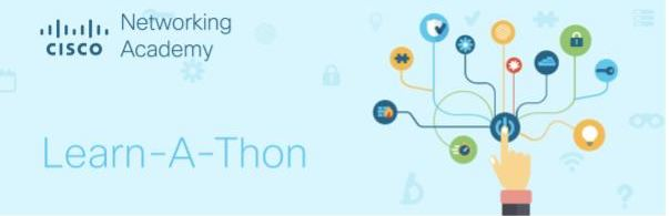 Concurso Learn-A-Thon – CISCO Networking Academy